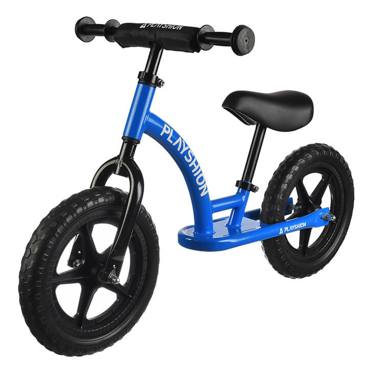 Беговел Playshion Street Bike синий