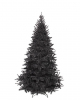 Искусственная ёлка Triumph Tree Пихта Прелестная чёрная 155 см (73398)
