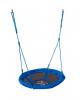 Качели-гнездо Hudora 90 синие (72126/01)