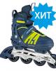 Раздвижные роликовые коньки Hudora Inline Skates Comfort синие