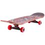 Деревянный скейтборд Tech Team Vulcan 2020 красный